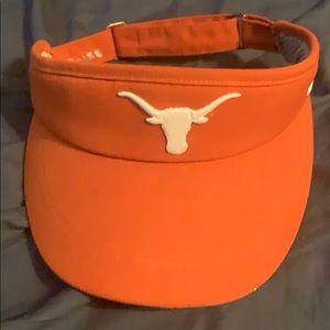nike orange longhorn hat